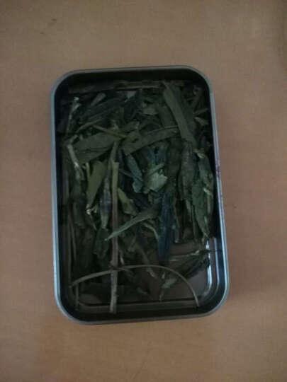 250g赛君王绿茶茶叶龙井茶简易礼盒装茶 晒单图