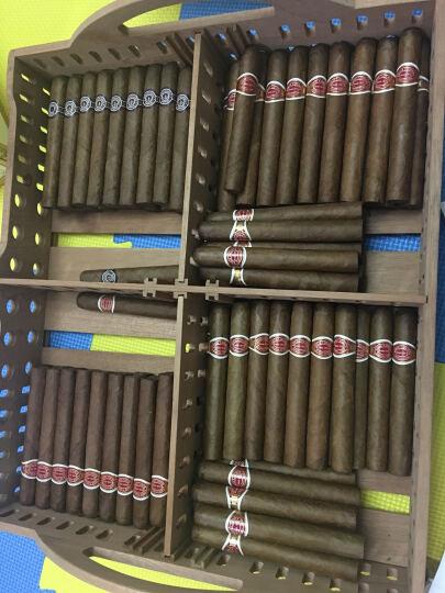 尊堡(zunbao)BX-118  实木恒温恒湿雪茄柜进口压缩机雪茄盒加湿抽湿 纯铜蒸发器 BX-118黑珠光 晒单图
