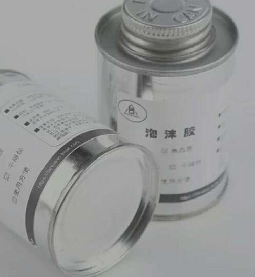 EPS泡沫胶水高密度泡沫板专用胶海绵kt板不腐蚀 EPS泡沫胶水(150ml) 晒单图