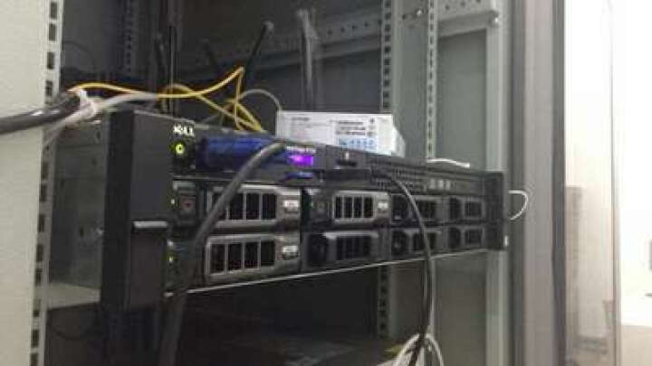 戴尔(DELL) R730 2U机架式服务器主机 1颗E5-2603V4 6核心丨495W*1 32G内存丨3*2T 7.2K硬盘丨H330 晒单图
