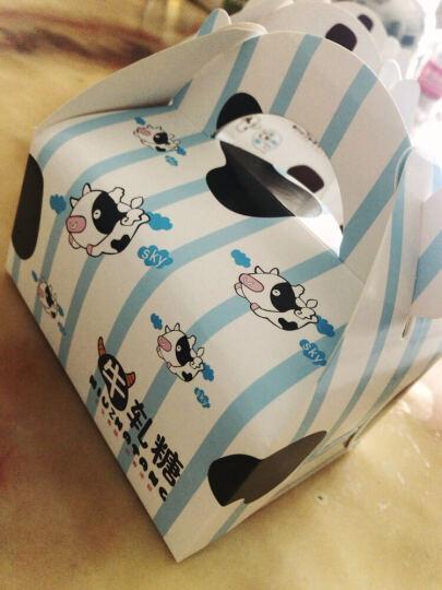 300张多色可混色牛轧糖包装纸包糖果纸食品油纸糯米纸烘焙包装袋 小清新森林熊仔牛扎糖纸(200张) 晒单图