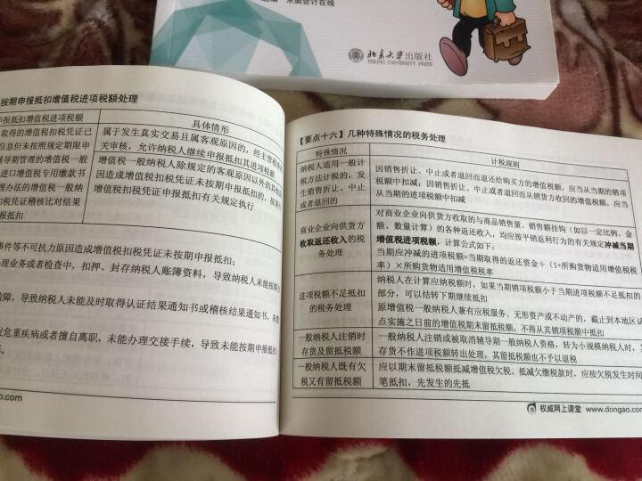 东奥会计在线 轻松过关3 2016年税务师职业资格考试考点荟萃及记忆锦囊:税法(Ⅰ) 晒单图