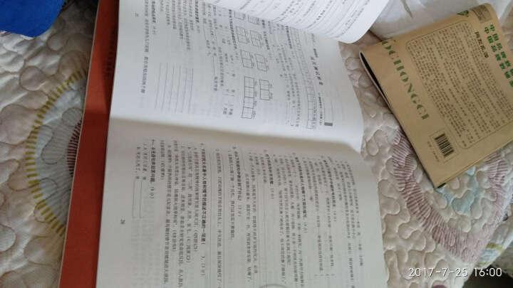 包邮2018秋版 小学期末冲刺100分完全试卷 语文+数学+英语 六年级上册 6年级上共3本单元测试 晒单图