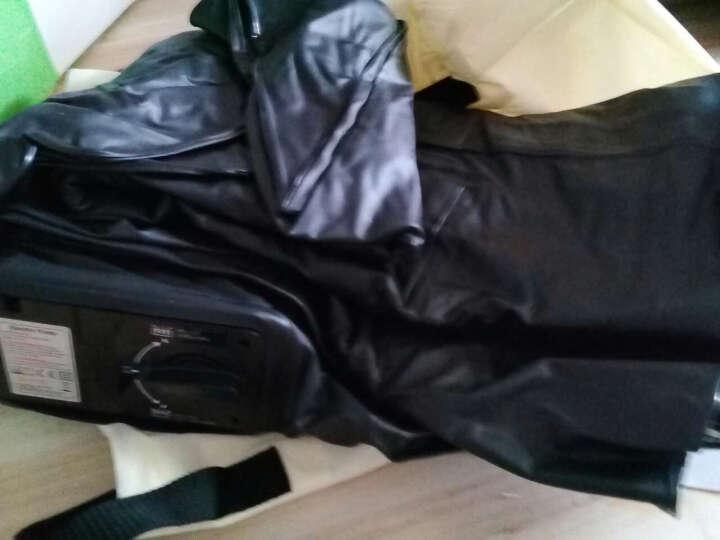 吉龙 充气床垫 便携式露营床 折叠床 黄色植绒防潮 单人加厚款(内置电泵、枕头) 196*97*47CM 晒单图