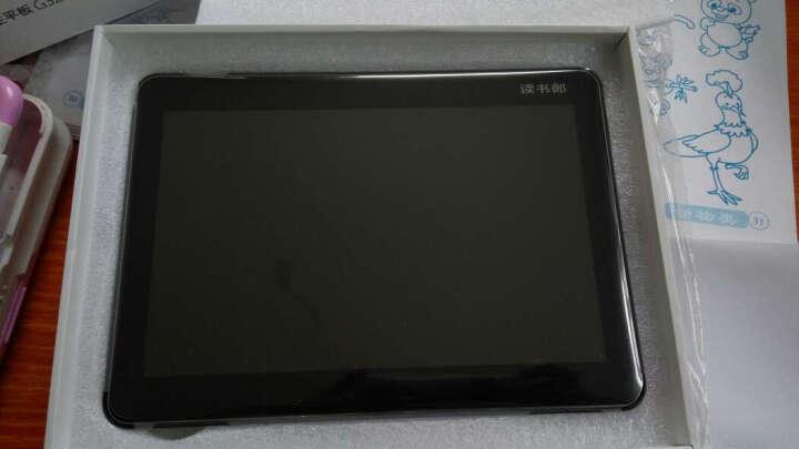 读书郎(readboy)学生平板G32 16G 8英寸 学习机平板电脑 小学初中高中同步 点读机家教机 晒单图