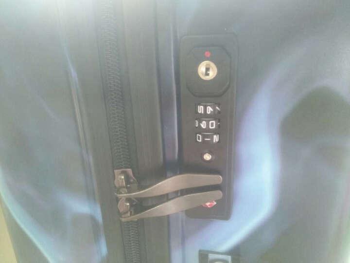 邦度美国队长拉杆箱20英寸24英寸学生拉杆箱万向轮儿童行李箱男女旅行箱登机箱密码箱拖箱拉箱 天外陨石 20英寸登机箱豪华版 晒单图