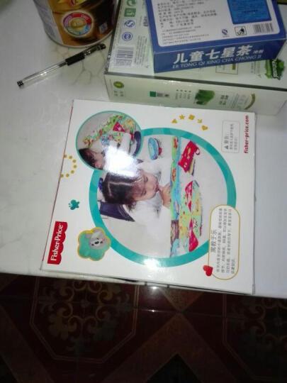费雪Fisher-Price 婴儿玩具宝宝布书 立体撕不烂益智早教启蒙学习球套装 布书两套组合装(总十本) 晒单图