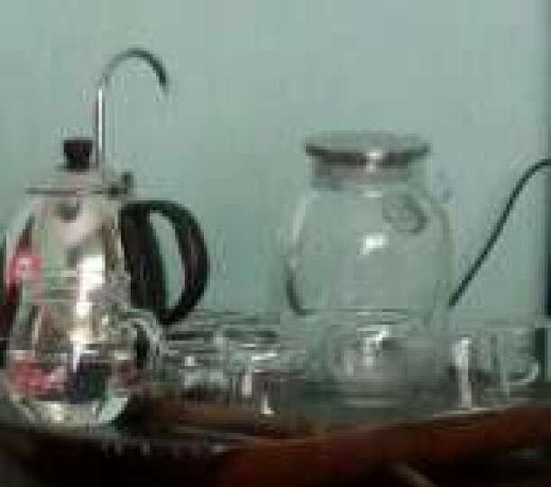 陶瓷故事玻璃公道杯加厚耐热茶海分茶器功夫茶具配件十里桃花公杯 十里桃花-圆肚公杯 晒单图