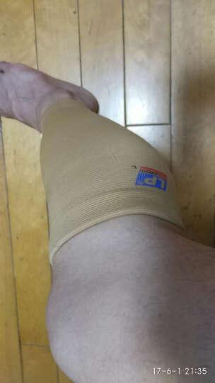 LP955小腿护套篮球运动护腿套男女肌肉护具薄款透气 L 晒单图