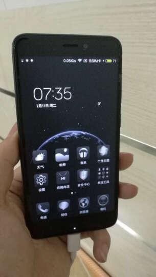 小米 红米 4X 全网通版 4GB+64GB 磨砂黑 移动联通电信4G手机 晒单图