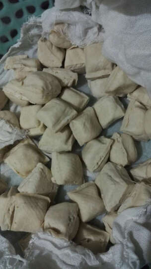 蔬果阁 云南建水石屏特产烧烤臭豆腐块 200块 晒单图