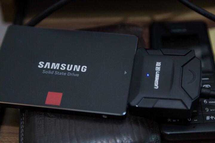 三星(SAMSUNG) 850 PRO 256G SATA3 固态硬盘 晒单图