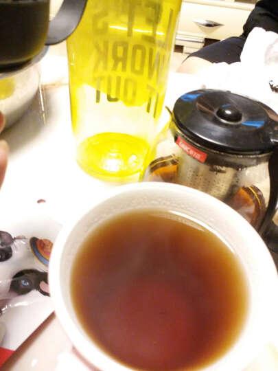 【古树普洱】 茶叶 普洱茶 头春普洱熟茶饼 态与度 年份普洱 包邮 200g单饼礼盒 晒单图