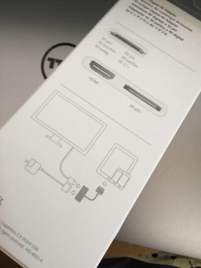 Apple Apple 30 针数字影音转换器 晒单图