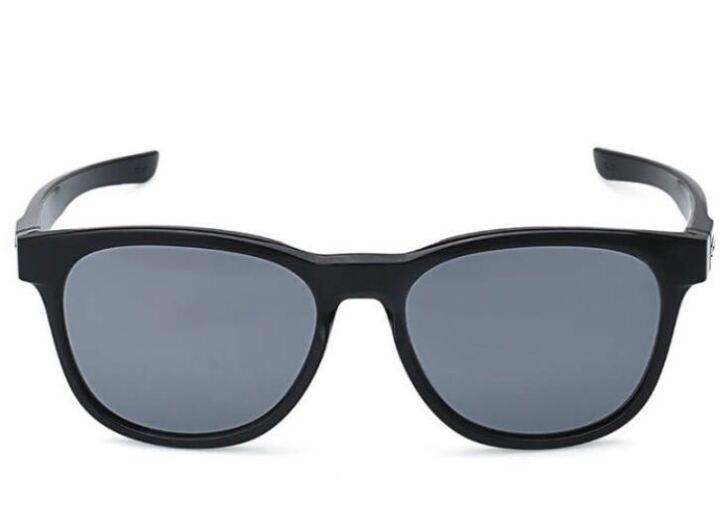 OAKLEY欧克利太阳镜男女款 Stringer系列眼镜OO9315-0355 黑色镜框银色镜面镀膜墨镜 晒单图