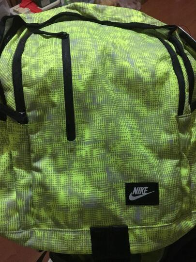 耐克(Nike)男女款 NK ALL ACCESS SOLEDAY BKPK - P 时尚 休闲 运动双肩包BA5231-012轻便抗撕裂 浅绿色 晒单图