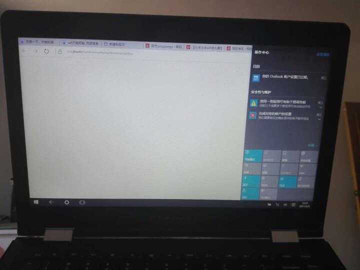 联想(Lenovo) Flex3 Flex4 14英寸手提超薄触控屏笔记本电脑轻薄超极本 flex4-14 德国黑 AMDA9-9410 4G内存 120G固态 2G独显 订制 晒单图