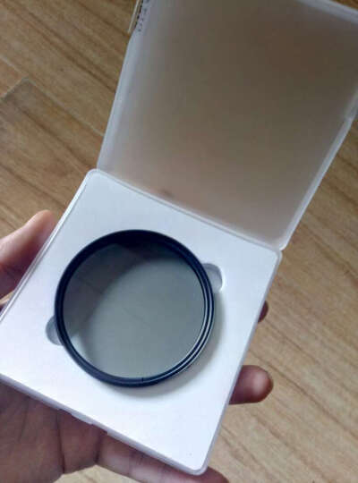 DIZA缔造者超薄圆形CPL偏振镜偏光镜滤镜49/52/55/58/67/77mm单反滤镜 67mm 晒单图