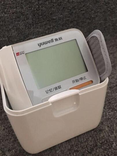 鱼跃(YUWELL) 鱼跃智能电子血压计血压仪血压表手臂式家用高精准语音全自动医用量血压测量仪器 610A 语音款(含电源+电池) 晒单图