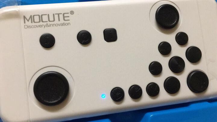 MATE MOCUTE-055蓝牙无线游戏手柄安卓苹果小鸡新游 空中升级 三代迷你版(单个) 晒单图