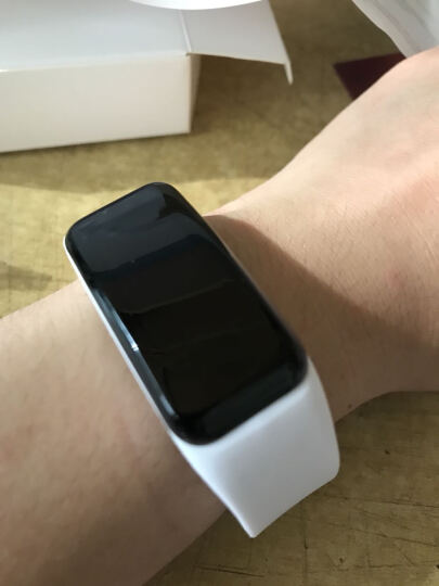 金运 智能手环心率血压男女计步器运动防水游泳蓝牙耳机手表睡眠监测来电显示苹果安卓 暗夜黑  光学血压心率版本 晒单图