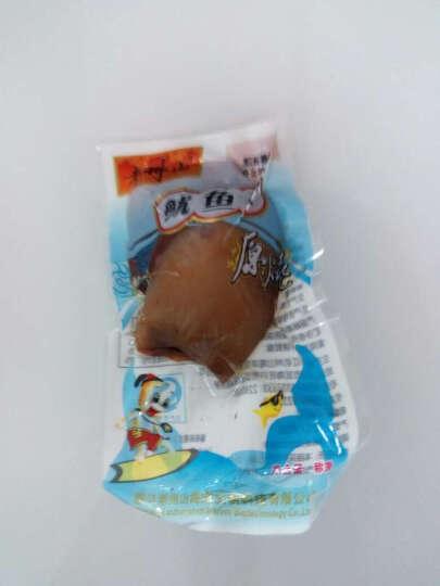 老州山 野生烤鱿鱼仔380g/袋 海鲜熟食小吃 开袋即食 晒单图