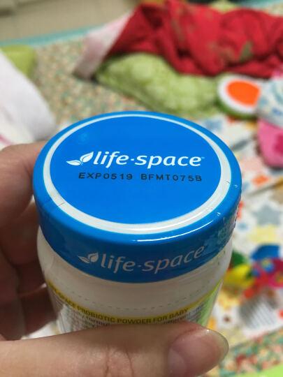 life space 益生菌 婴儿儿童 调理肠胃促进营养吸收 澳洲进口 婴儿益生菌粉 60g 6个月-3岁 晒单图