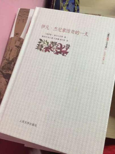 伊凡·杰尼索维奇的一天(朝内166人文文库) 晒单图