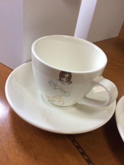 意大利德龙(DeLonghi) 卡布奇诺陶瓷杯礼盒 (图案:女人+咖啡果) 晒单图