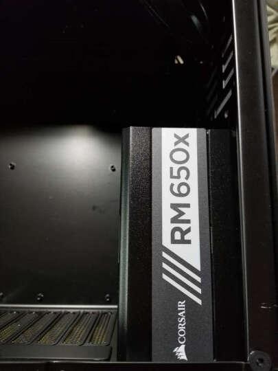 乔思伯(JONSBO)U4 黑红 ATX机箱 (支持ATX主板/高塔散热器/ATX电源/全铝外壳/5MM厚度钢化玻璃侧板) 晒单图