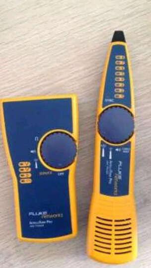 福禄克(FLUKE)DSX-5000 电缆认证分析仪 晒单图