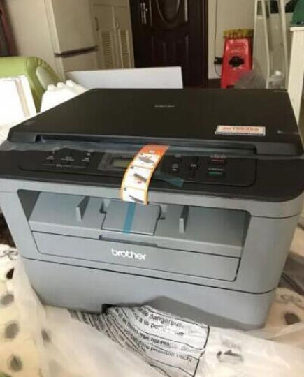 兄弟(BROTHER)MFC-7360 黑白激光多功能一体机(打印 复印 扫描 传真) 晒单图