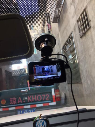 360行车记录仪 G300 plus迷你隐藏 高清夜视 远程监控行车轨迹无线WiFi电子狗测速一体 G300P手机APP+电子狗+送32G卡+降压线 晒单图
