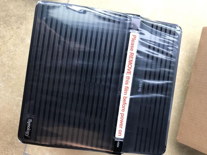 群晖(Synology) DS1515 5盘位 NAS网络存储服务器(无内置硬盘) 晒单图