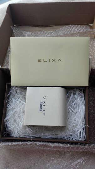 艾莉诗Elixa瑞士女士手表女石英表欧美时尚简约女表 雅典黑色E044-L136 晒单图