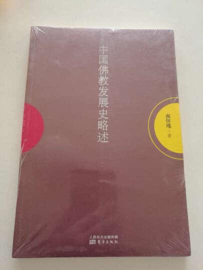 中国佛教发展史略述 晒单图