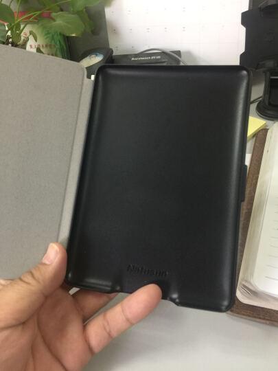柏图 适配Kindle 958版保护套/壳 Kindle Paperwhite 1/2/3代 电纸书休眠皮套 丛林萌兔 晒单图
