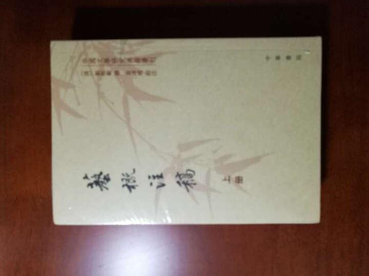中国文学研究典籍丛刊:艺概注稿(繁体竖排版 套装上下册) 晒单图