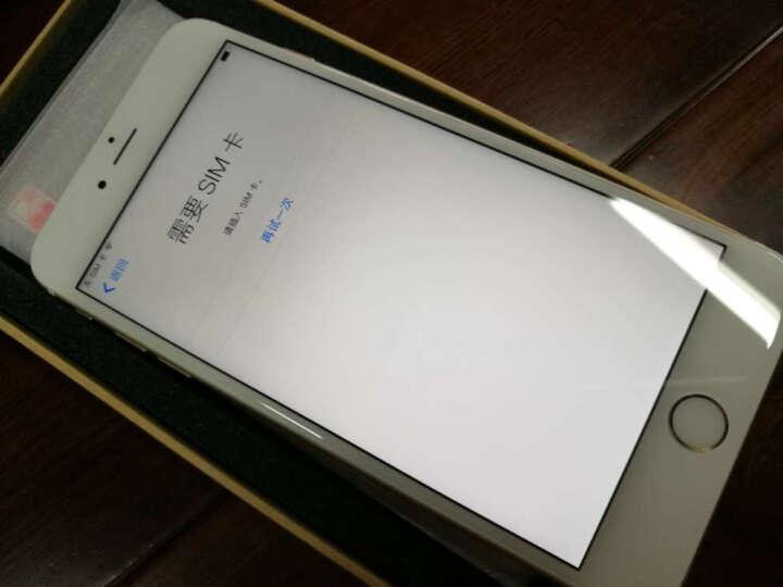 【二手9成新】iPhone 6s Plus 苹果6splus手机 银色 16G 全网通 晒单图