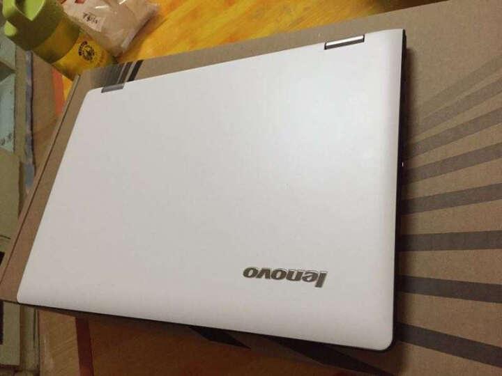 联想(Lenovo) Flex3 Flex4 14英寸手提超薄触控屏笔记本电脑轻薄超极本 flex4-14 德国黑 AMD A9-9410 8G内存 240G固态 2G独显 订制 晒单图