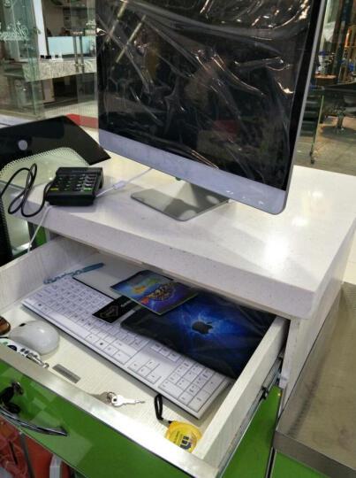博仑帅(BOLUNSHUAI) 博仑帅23.6-27英寸一体机电脑四核独显主机整机 A10四核 4G+120G  HD7670畅玩联盟 23.6英寸 晒单图
