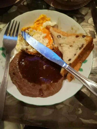 西勺澳洲进口牛肉 菲力牛排12片1320g可煎可烧烤赠4袋草莓冷鲜果免邮 晒单图