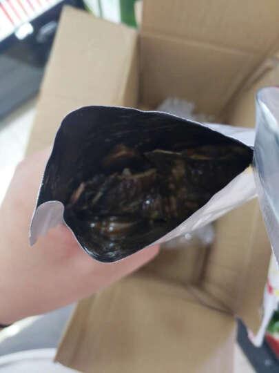 宜慧 酱卤甲鱼 即食熟食下酒菜 香辣酱板风味特产小吃 155g*2盒装 晒单图
