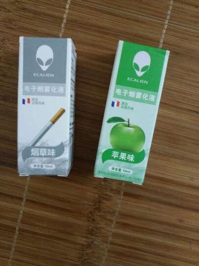外星人电子烟油10ml 烟液水果味蒸汽烟大烟雾电子烟烟油烟味水果味电子烟烟液不同火机气 西瓜 晒单图