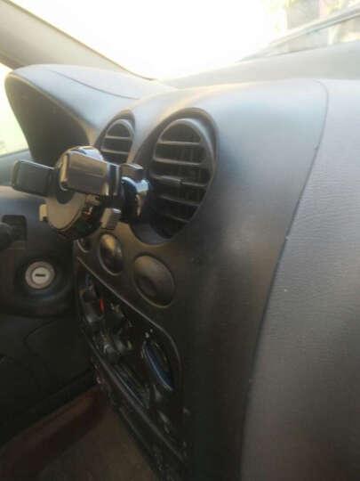 车载手机架车上通用型手机导航支架汽车用多功能出风口支撑架汽车用品超市 飞行器手机支架 晒单图