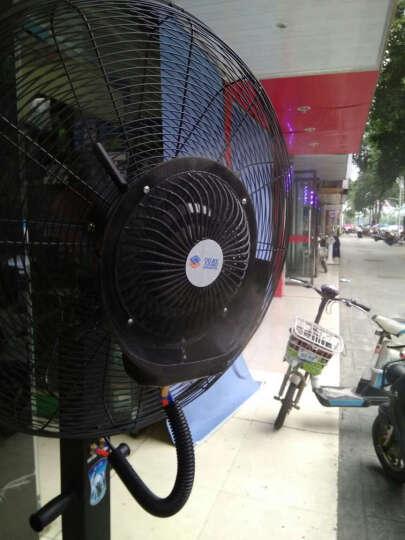 双酷(SEASUNCOOL) 三防工业喷雾风扇 加水加湿商用落实扇 雾化水冷户外落地风扇 75豪华圆水箱 晒单图