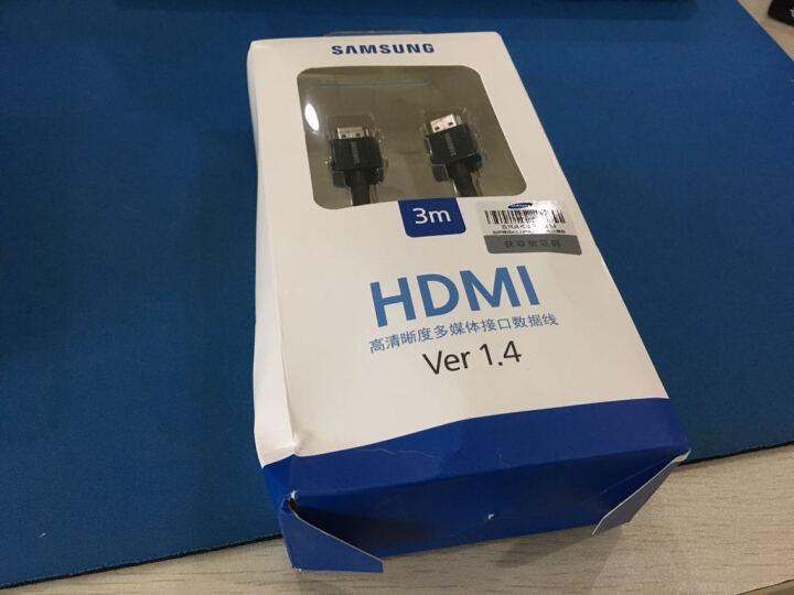 三星(SAMSUNG)SS-HD40 HDMI数字高清线/4K高清线/3D传输线 3米 晒单图