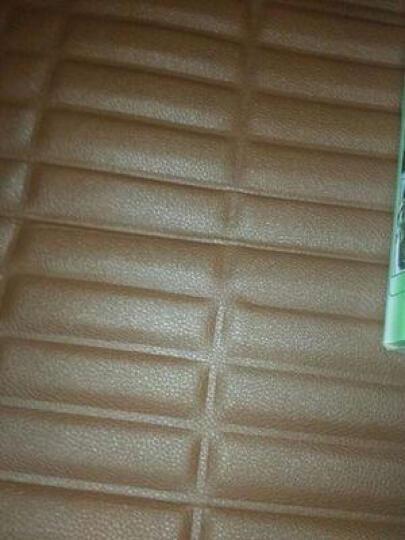 佳卡诺后备箱垫子车内饰品装饰用品立体汽车尾箱垫大众丰本田现代起亚哈弗宝骏别克雪佛兰福特专用 K2 K3 K3S K4 K5 智跑 傲跑 缤智 尊贵黑色 晒单图