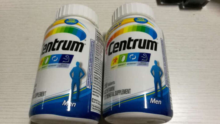 善存(Centrum)男士维生素c 复合维生素  200粒/瓶(美国进口) 晒单图