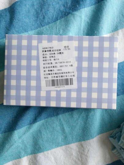 红豆(Hodo)儿童内裤男中大童A类标准三条盒装小孩卡通印花四角裤HDK771 175 晒单图